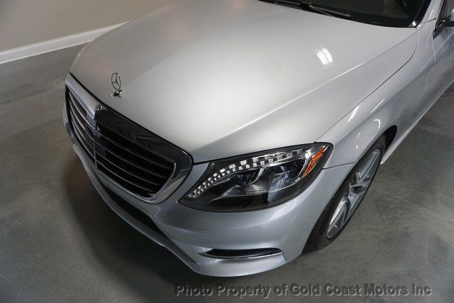 2016 Mercedes-Benz S-Class 4dr Sedan S 550 4MATIC - 19719016 - 49