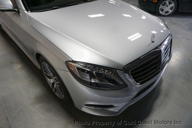 2016 Mercedes-Benz S-Class 4dr Sedan S 550 4MATIC - 19719016 - 50