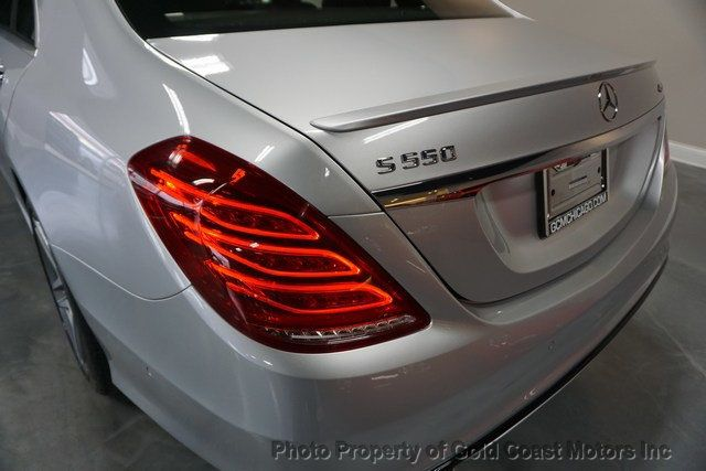2016 Mercedes-Benz S-Class 4dr Sedan S 550 4MATIC - 19719016 - 56