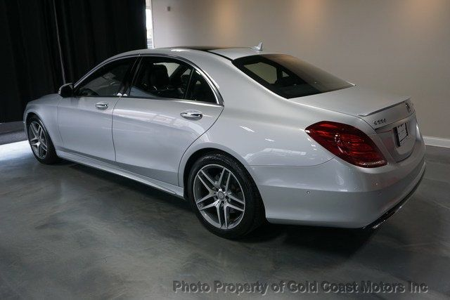 2016 Mercedes-Benz S-Class 4dr Sedan S 550 4MATIC - 19719016 - 5
