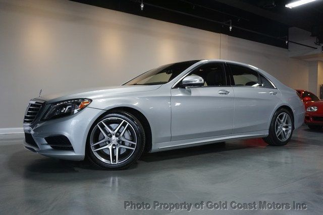 2016 Mercedes-Benz S-Class 4dr Sedan S 550 4MATIC - 19719016 - 59