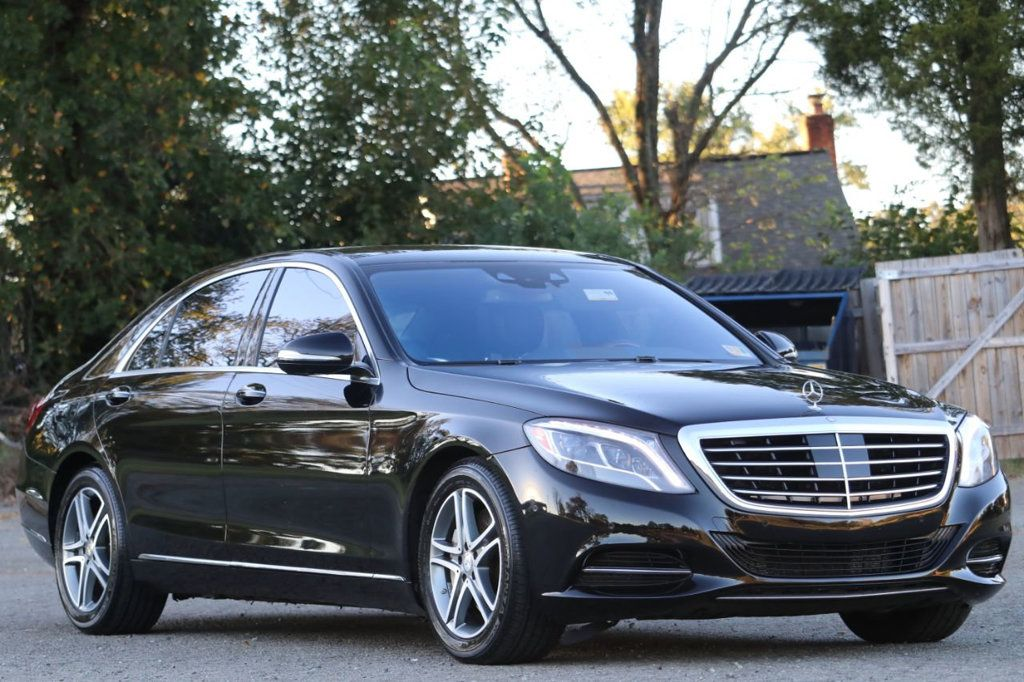 2016 Used Mercedes-Benz S-Class 4dr Sedan S 550 4MATIC at ...
