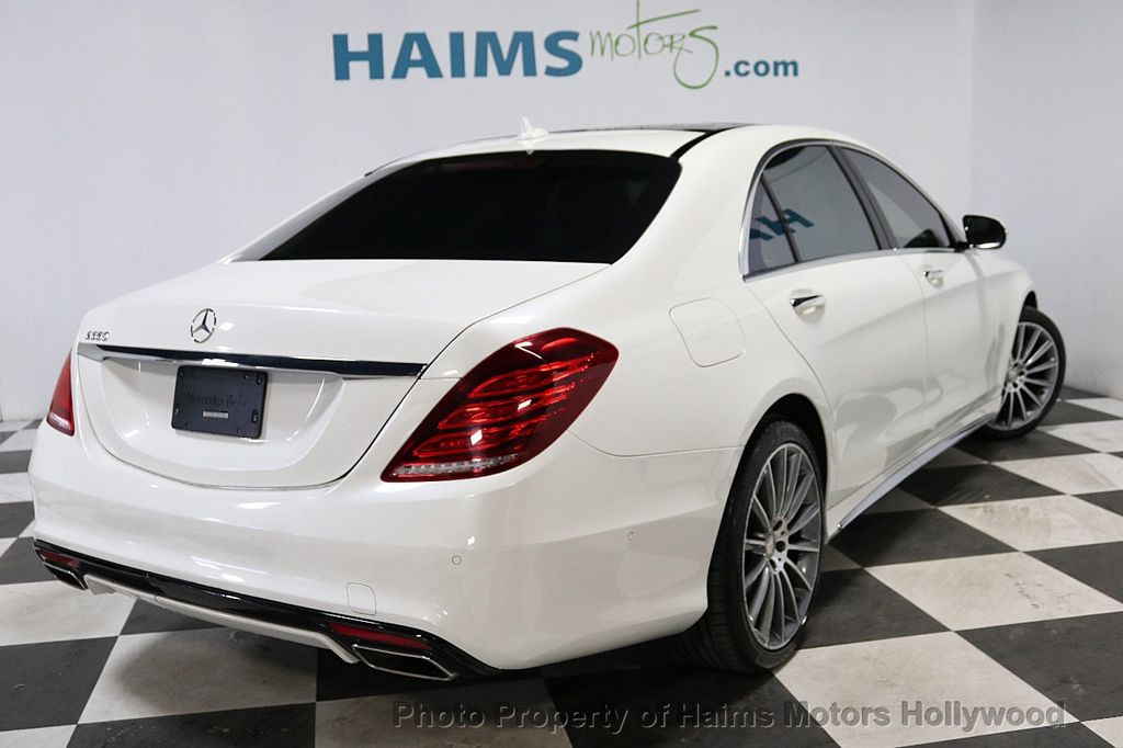 2016 Mercedes-Benz S-Class 4dr Sedan S 550 RWD - 18308049 - 6