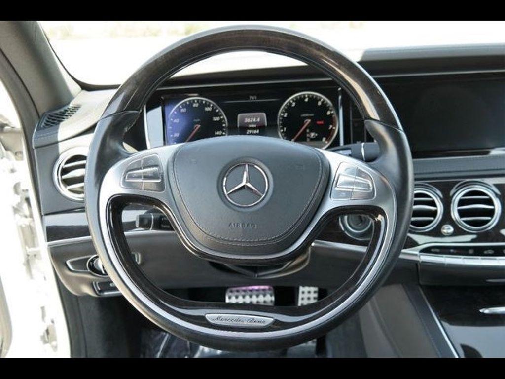 2016 Mercedes-Benz S-Class 4dr Sedan S 550 RWD - 18086290 - 13