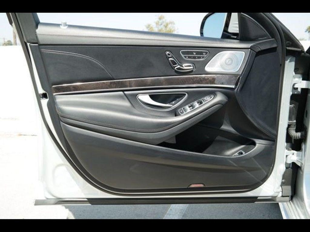 2016 Mercedes-Benz S-Class 4dr Sedan S 550 RWD - 18086290 - 27