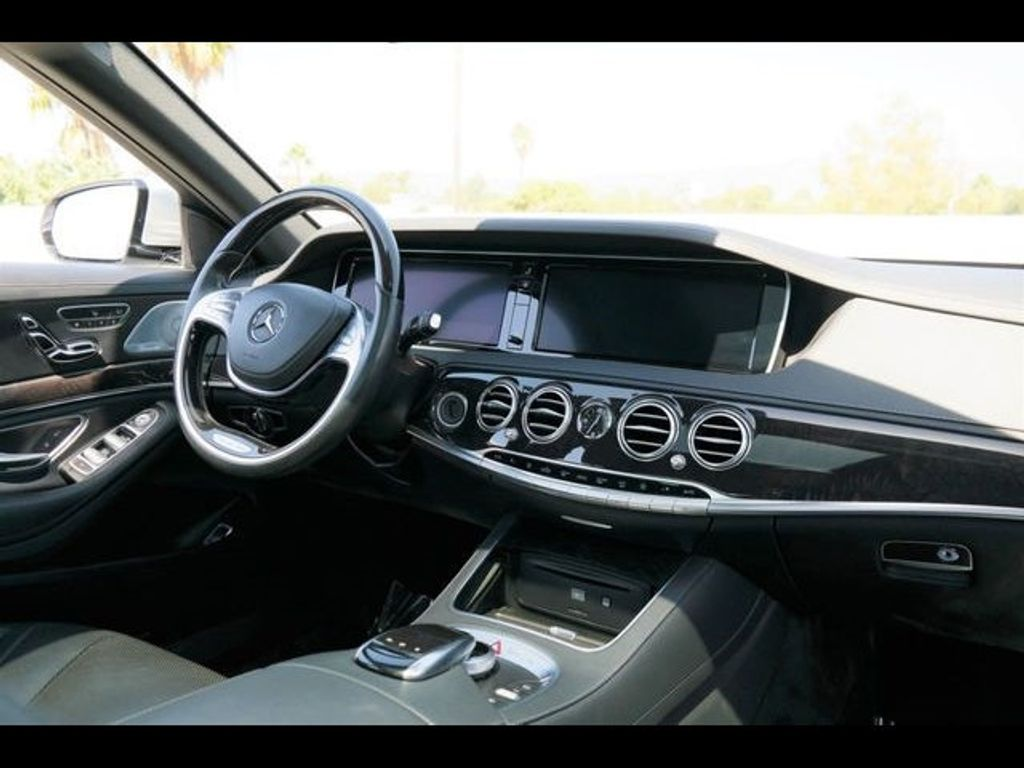 2016 Mercedes-Benz S-Class 4dr Sedan S 550 RWD - 18086290 - 31