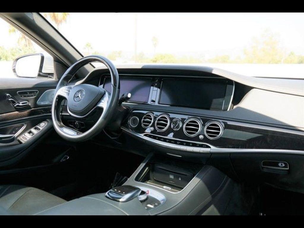 2016 Mercedes-Benz S-Class 4dr Sedan S 550 RWD - 18086290 - 31