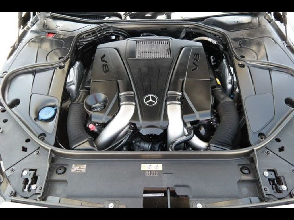 2016 Mercedes-Benz S-Class 4dr Sedan S 550 RWD - 18086290 - 37