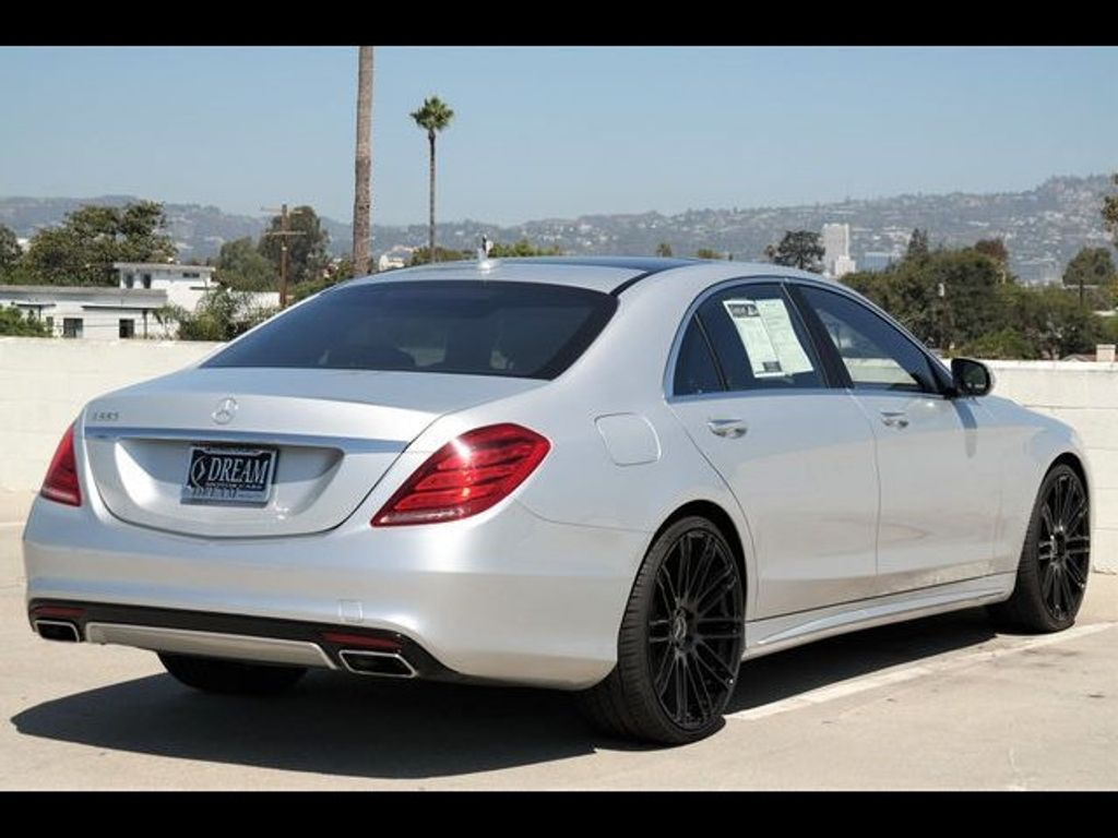2016 Mercedes-Benz S-Class 4dr Sedan S 550 RWD - 18086290 - 4