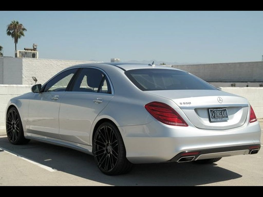 2016 Mercedes-Benz S-Class 4dr Sedan S 550 RWD - 18086290 - 6