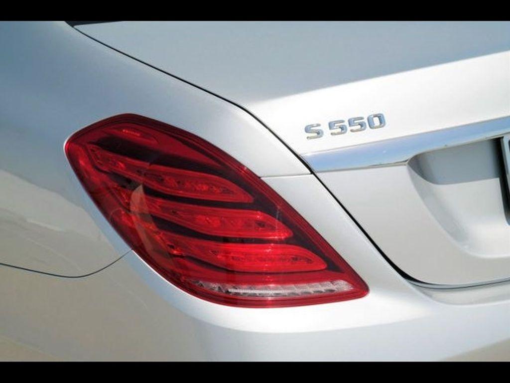 2016 Mercedes-Benz S-Class 4dr Sedan S 550 RWD - 18086290 - 7