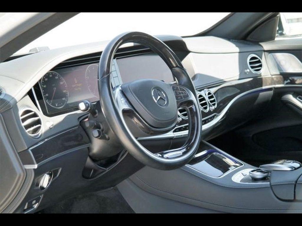 2016 Mercedes-Benz S-Class 4dr Sedan S 550 RWD - 18086290 - 8