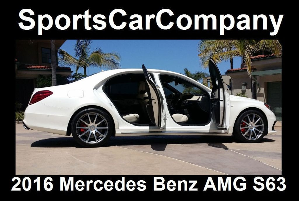 2016 Mercedes-Benz S-Class AMG S63 SEDAN  - 16388139 - 9