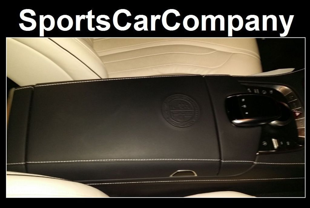 2016 Mercedes-Benz S-Class AMG S63 SEDAN  - 16388139 - 17