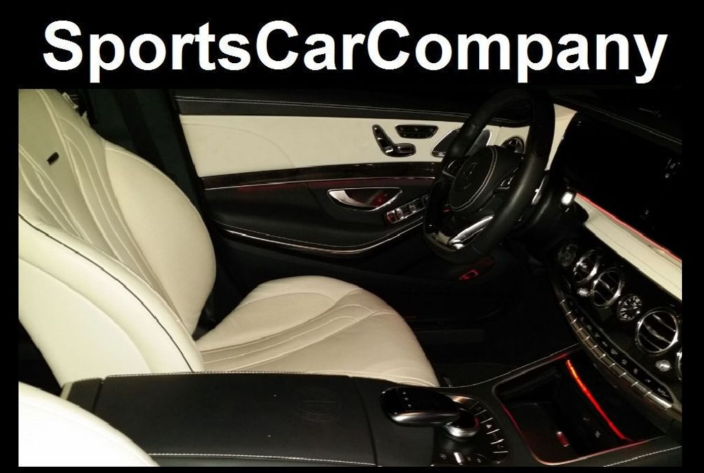 2016 Mercedes-Benz S-Class AMG S63 SEDAN  - 16388139 - 27