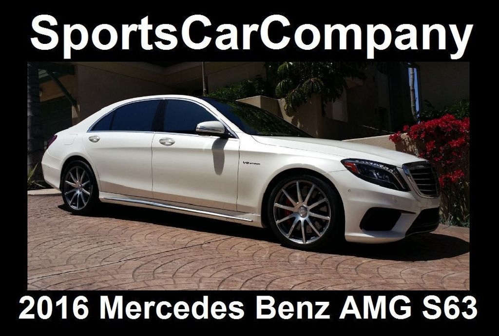 2016 Mercedes-Benz S-Class AMG S63 SEDAN  - 16388139 - 36