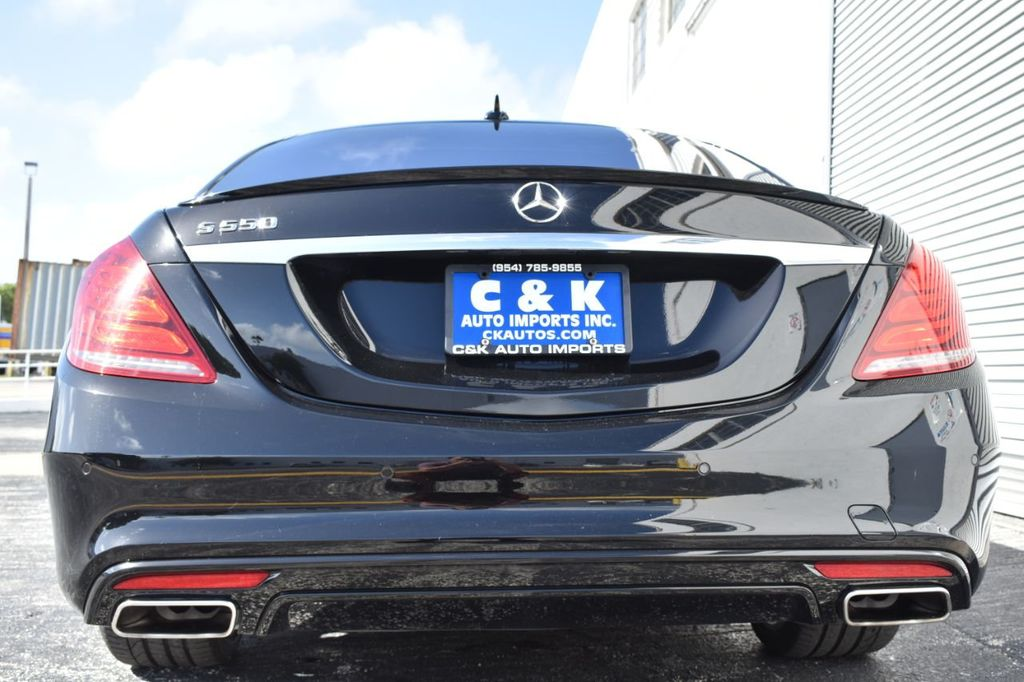 2016 Mercedes-Benz S-Class S550, P1 PKG, SPORT PKG, WARMTH & COMFORT, DRIVER ASSIST!!!!!!!! - 18550688 - 10