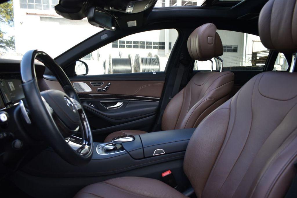 2016 Mercedes-Benz S-Class S550, P1 PKG, SPORT PKG, WARMTH & COMFORT, DRIVER ASSIST!!!!!!!! - 18550688 - 22