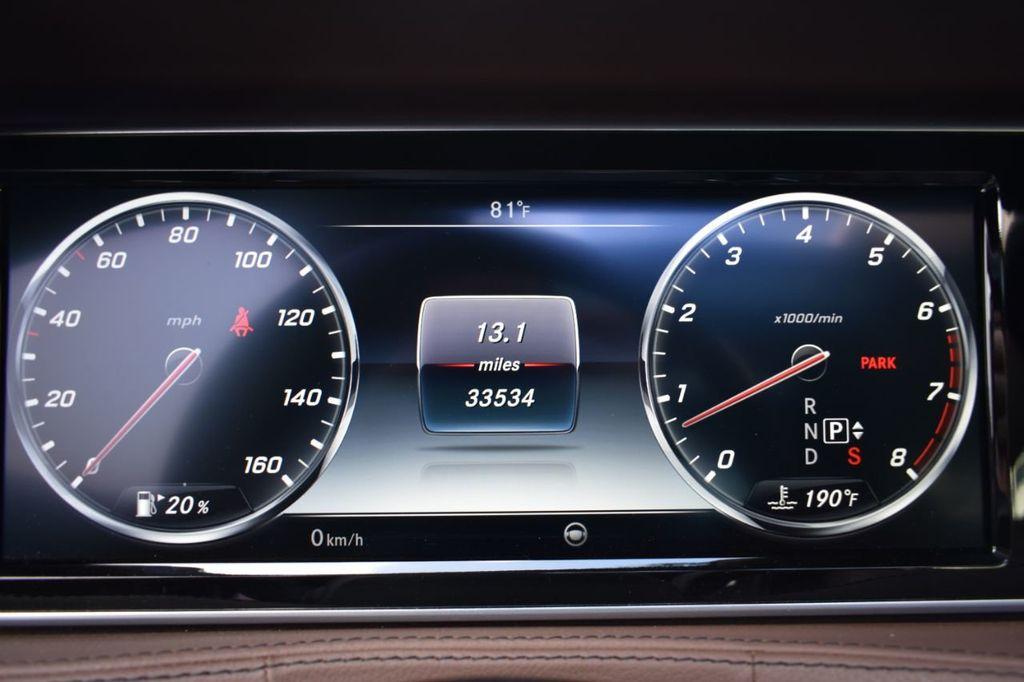 2016 Mercedes-Benz S-Class S550, P1 PKG, SPORT PKG, WARMTH & COMFORT, DRIVER ASSIST!!!!!!!! - 18550688 - 29
