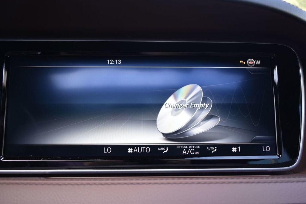 2016 Mercedes-Benz S-Class S550, P1 PKG, SPORT PKG, WARMTH & COMFORT, DRIVER ASSIST!!!!!!!! - 18550688 - 35