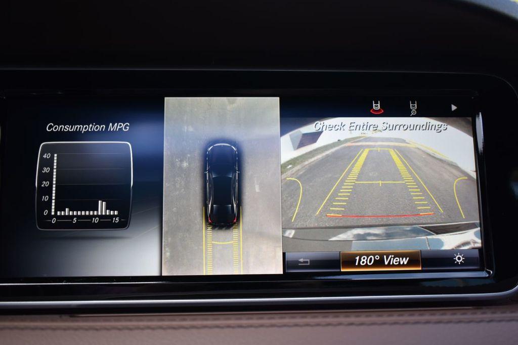 2016 Mercedes-Benz S-Class S550, P1 PKG, SPORT PKG, WARMTH & COMFORT, DRIVER ASSIST!!!!!!!! - 18550688 - 37