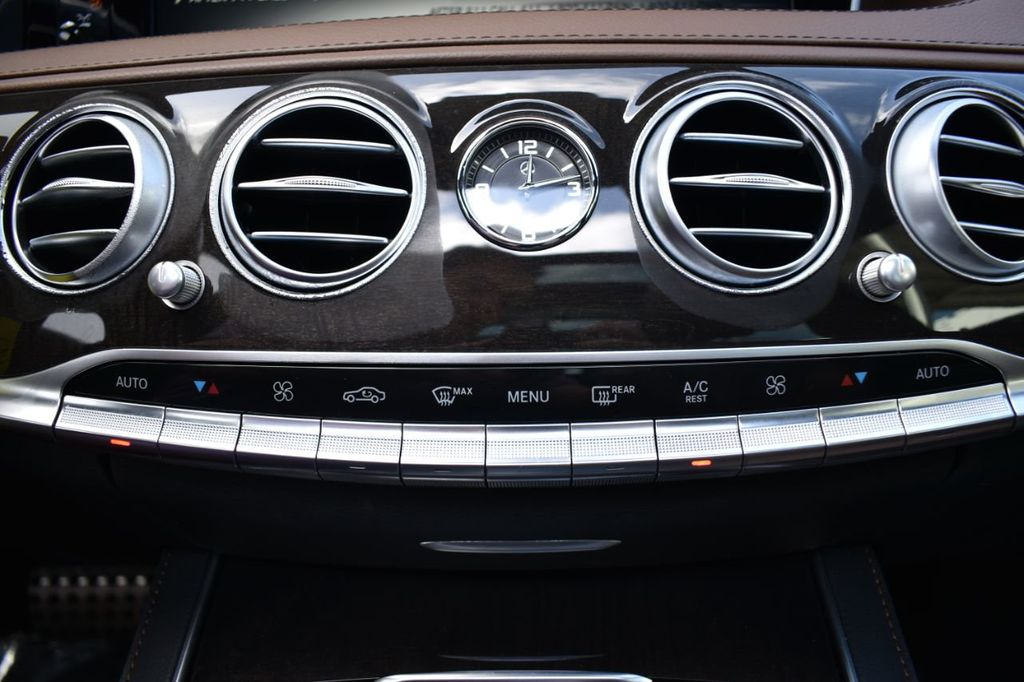 2016 Mercedes-Benz S-Class S550, P1 PKG, SPORT PKG, WARMTH & COMFORT, DRIVER ASSIST!!!!!!!! - 18550688 - 39