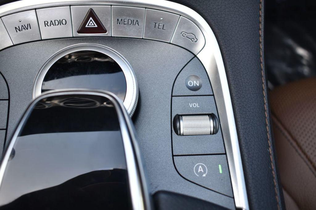 2016 Mercedes-Benz S-Class S550, P1 PKG, SPORT PKG, WARMTH & COMFORT, DRIVER ASSIST!!!!!!!! - 18550688 - 42