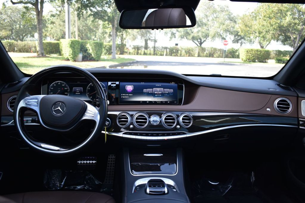 2016 Mercedes-Benz S-Class S550, P1 PKG, SPORT PKG, WARMTH & COMFORT, DRIVER ASSIST!!!!!!!! - 18550688 - 46