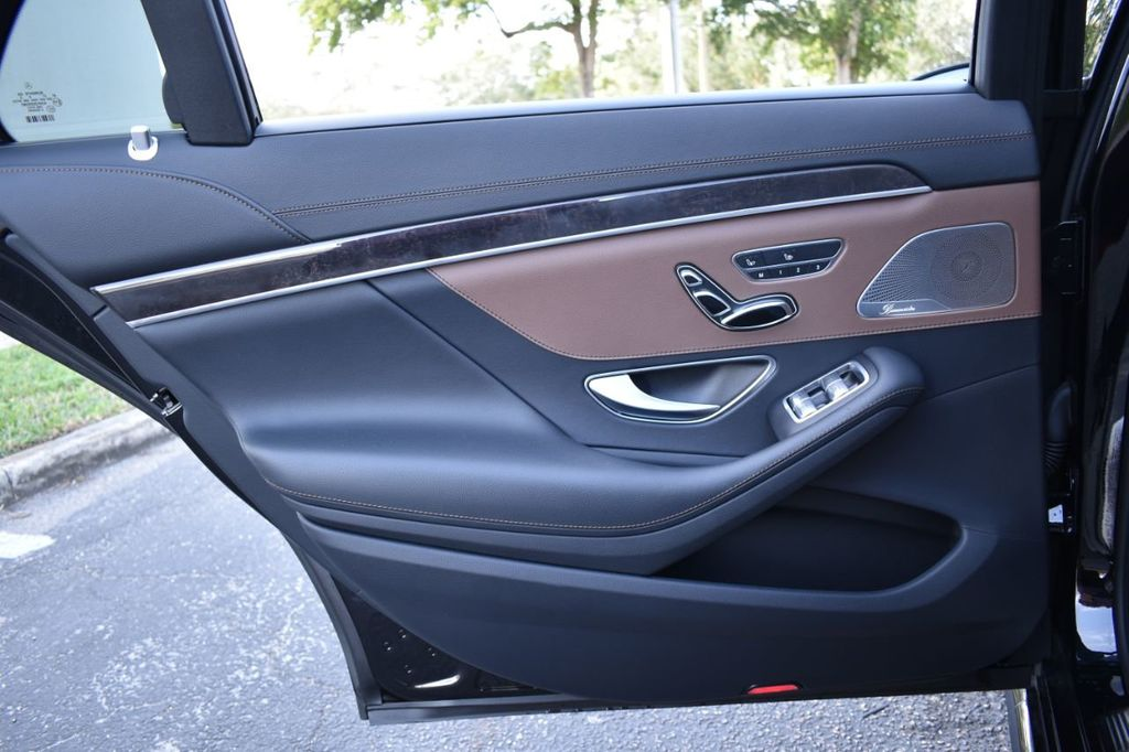 2016 Mercedes-Benz S-Class S550, P1 PKG, SPORT PKG, WARMTH & COMFORT, DRIVER ASSIST!!!!!!!! - 18550688 - 47