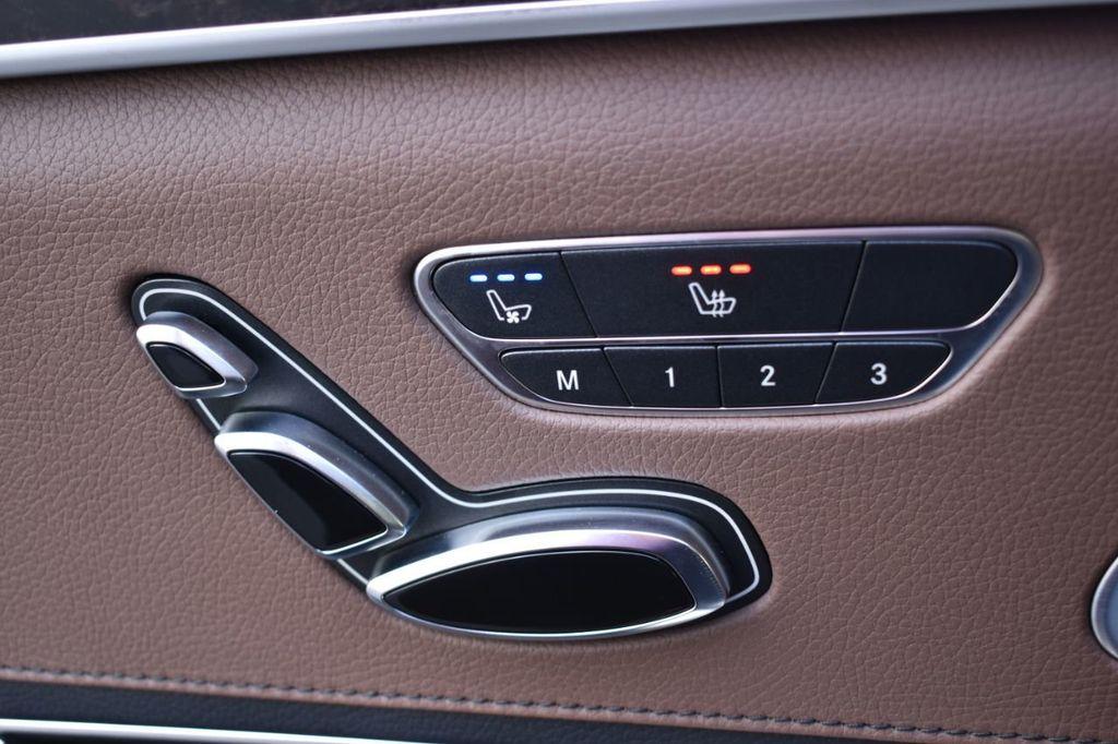 2016 Mercedes-Benz S-Class S550, P1 PKG, SPORT PKG, WARMTH & COMFORT, DRIVER ASSIST!!!!!!!! - 18550688 - 48