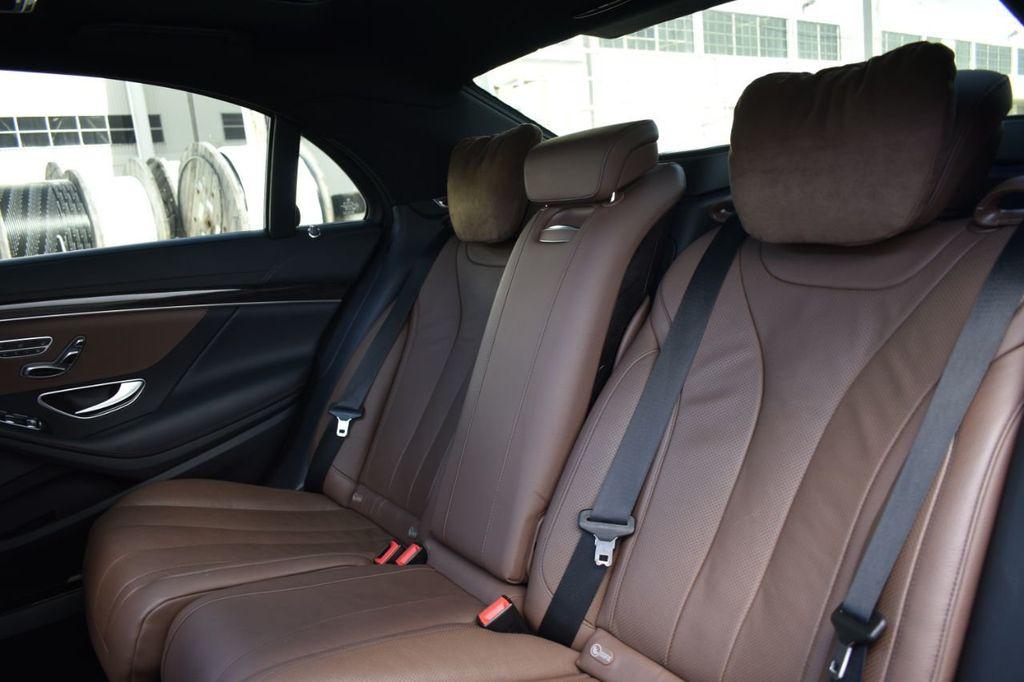 2016 Mercedes-Benz S-Class S550, P1 PKG, SPORT PKG, WARMTH & COMFORT, DRIVER ASSIST!!!!!!!! - 18550688 - 51