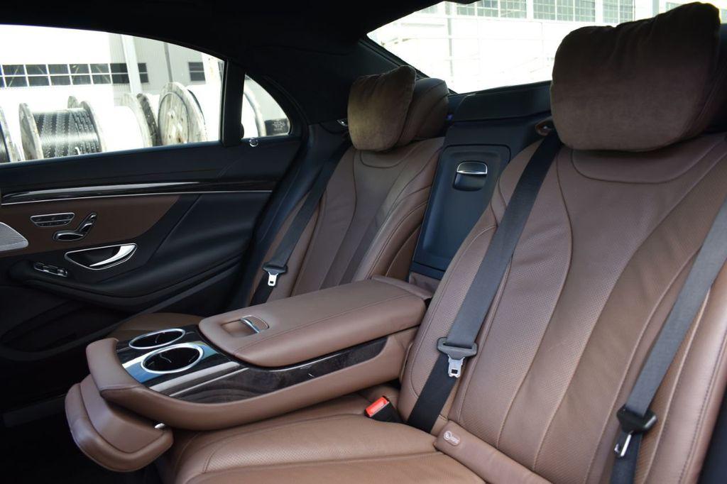 2016 Mercedes-Benz S-Class S550, P1 PKG, SPORT PKG, WARMTH & COMFORT, DRIVER ASSIST!!!!!!!! - 18550688 - 52