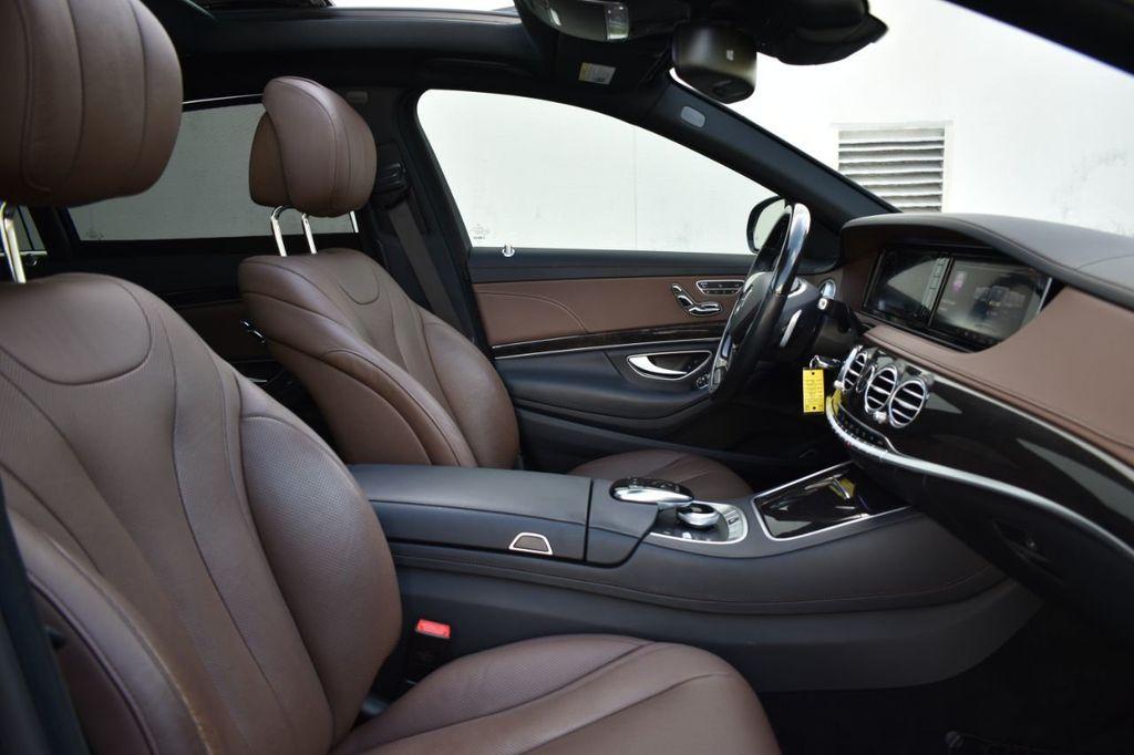 2016 Mercedes-Benz S-Class S550, P1 PKG, SPORT PKG, WARMTH & COMFORT, DRIVER ASSIST!!!!!!!! - 18550688 - 64