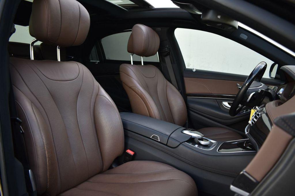 2016 Mercedes-Benz S-Class S550, P1 PKG, SPORT PKG, WARMTH & COMFORT, DRIVER ASSIST!!!!!!!! - 18550688 - 65