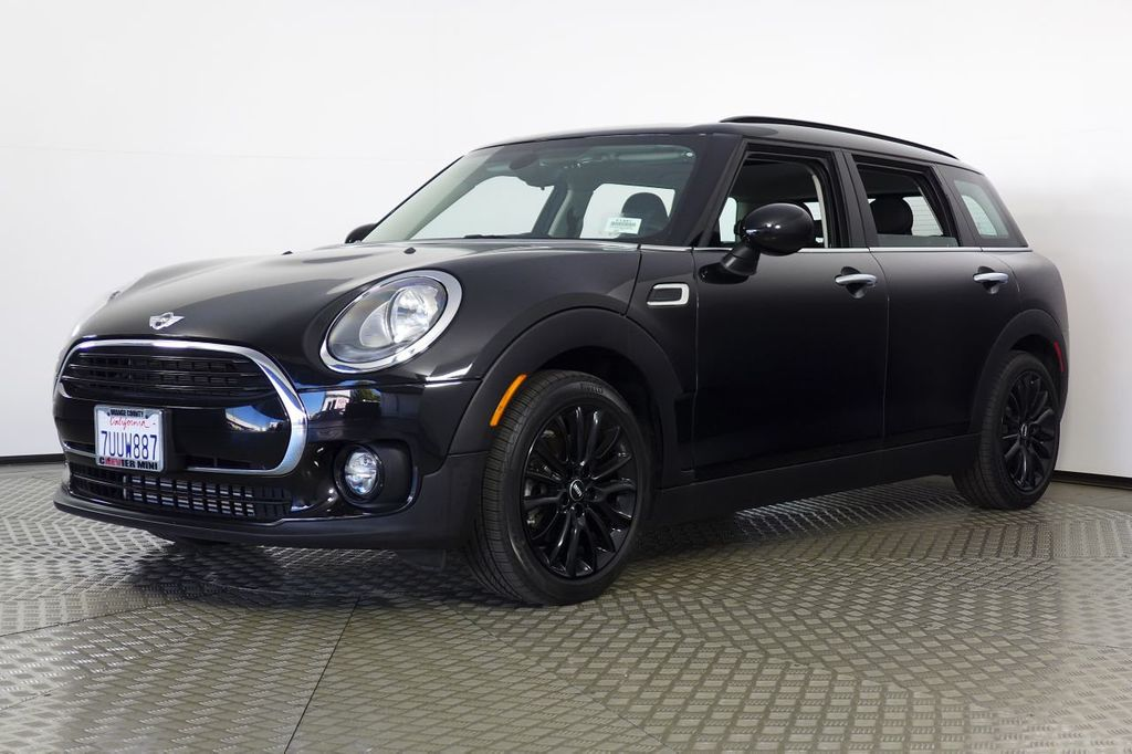 2016 Used MINI Cooper Clubman At Crevier MINI Serving