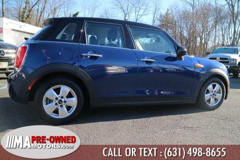 2016 Used Mini Cooper Hardtop 4 Door At Webe Autos Serving Long