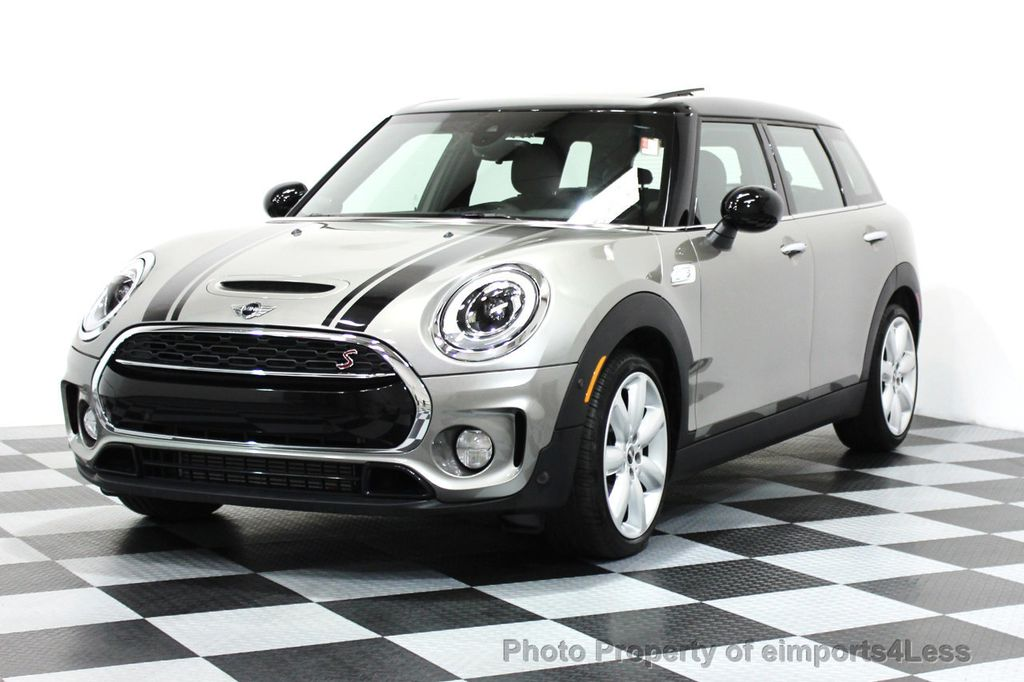 2016 Mini Cooper S Clubman Certified 4door Sport Tech Navi 16067049