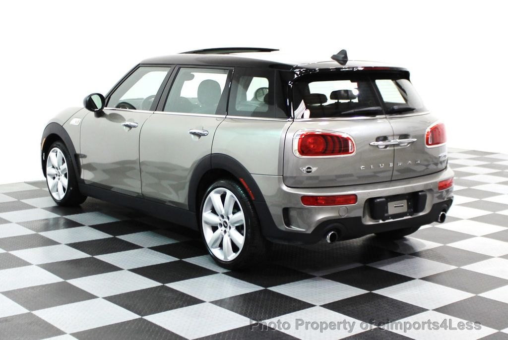 2016 Used MINI Cooper S Clubman CERTIFIED CLUBMAN S 4DOOR