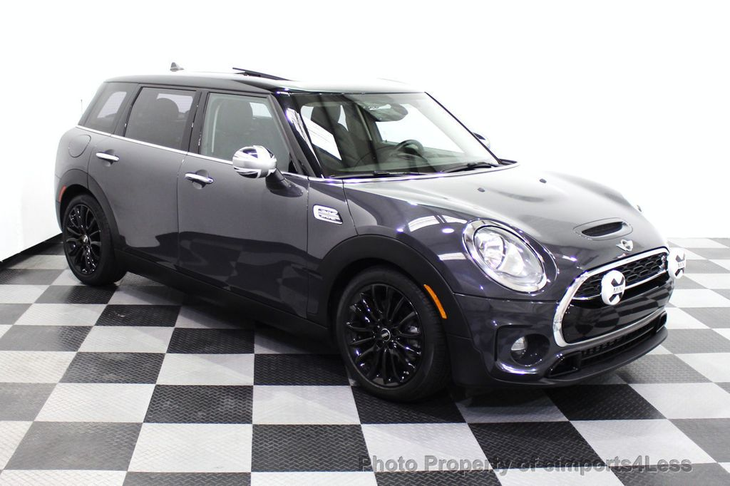 2016 MINI Cooper S Clubman CERTIFIED CLUBMAN S 6 SPEED TECH CAMERA NAVI - 18138637 - 15