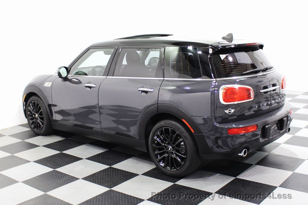 2016 MINI Cooper S Clubman CERTIFIED CLUBMAN S 6 SPEED TECH CAMERA NAVI - 18138637 - 16