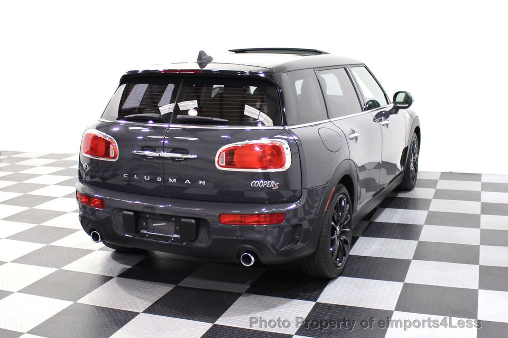 2016 MINI Cooper S Clubman CERTIFIED CLUBMAN S 6 SPEED TECH CAMERA NAVI - 18138637 - 18