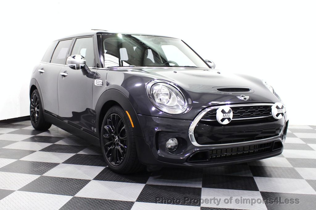 2016 MINI Cooper S Clubman CERTIFIED CLUBMAN S 6 SPEED TECH CAMERA NAVI - 18138637 - 1