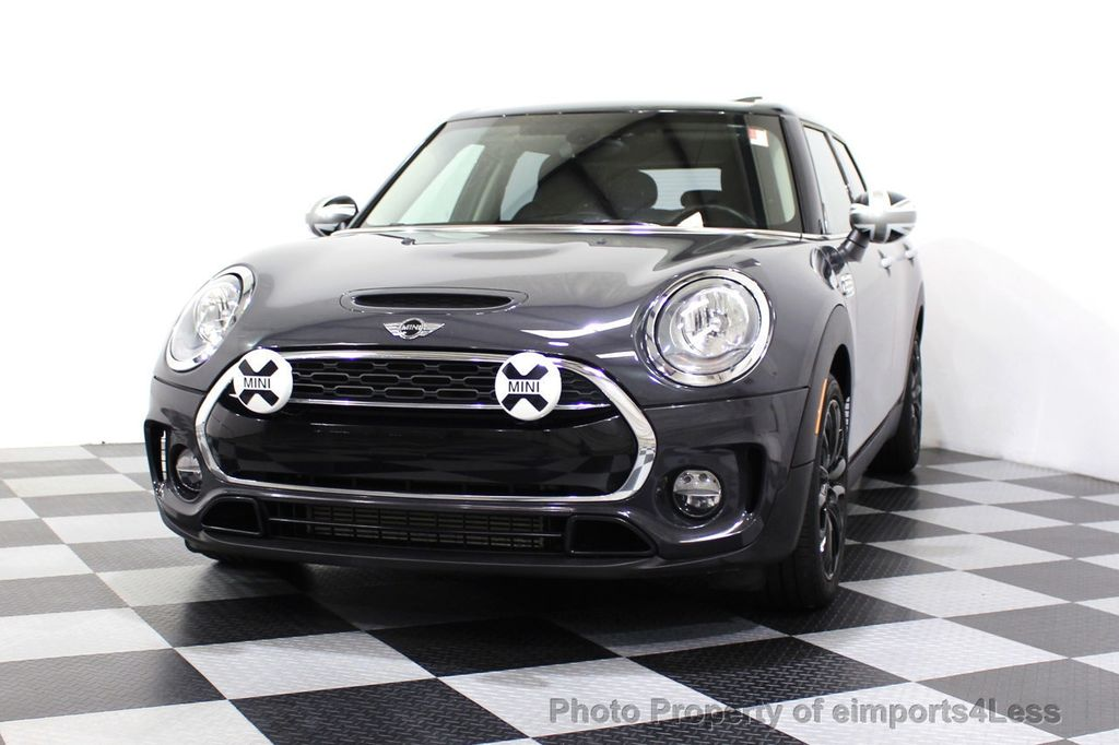 2016 MINI Cooper S Clubman CERTIFIED CLUBMAN S 6 SPEED TECH CAMERA NAVI - 18138637 - 28