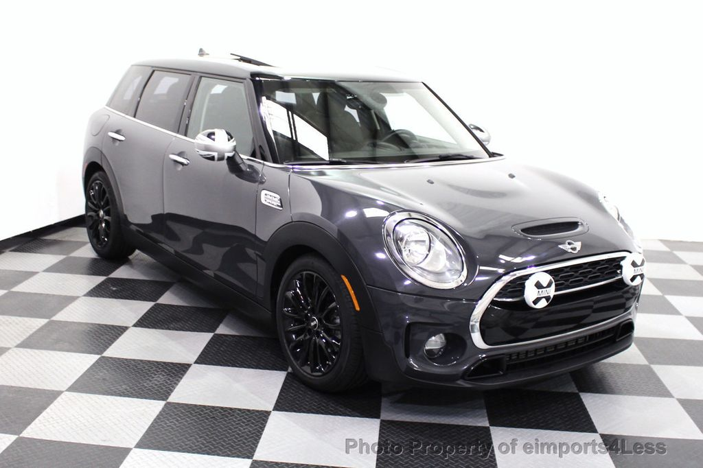 2016 MINI Cooper S Clubman CERTIFIED CLUBMAN S 6 SPEED TECH CAMERA NAVI - 18138637 - 29