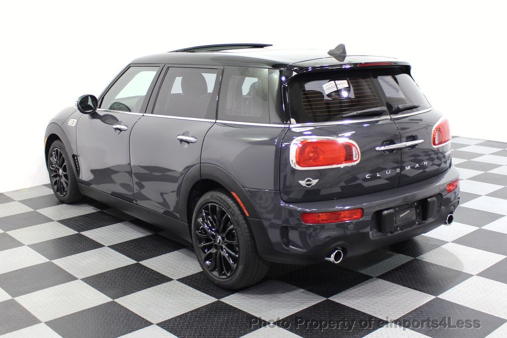 2016 MINI Cooper S Clubman CERTIFIED CLUBMAN S 6 SPEED TECH CAMERA NAVI - 18138637 - 30
