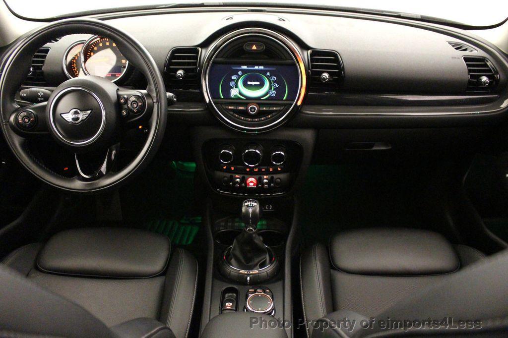 2016 MINI Cooper S Clubman CERTIFIED CLUBMAN S 6 SPEED TECH CAMERA NAVI - 18138637 - 34