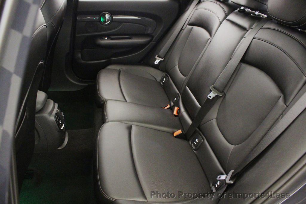 2016 MINI Cooper S Clubman CERTIFIED CLUBMAN S 6 SPEED TECH CAMERA NAVI - 18138637 - 36