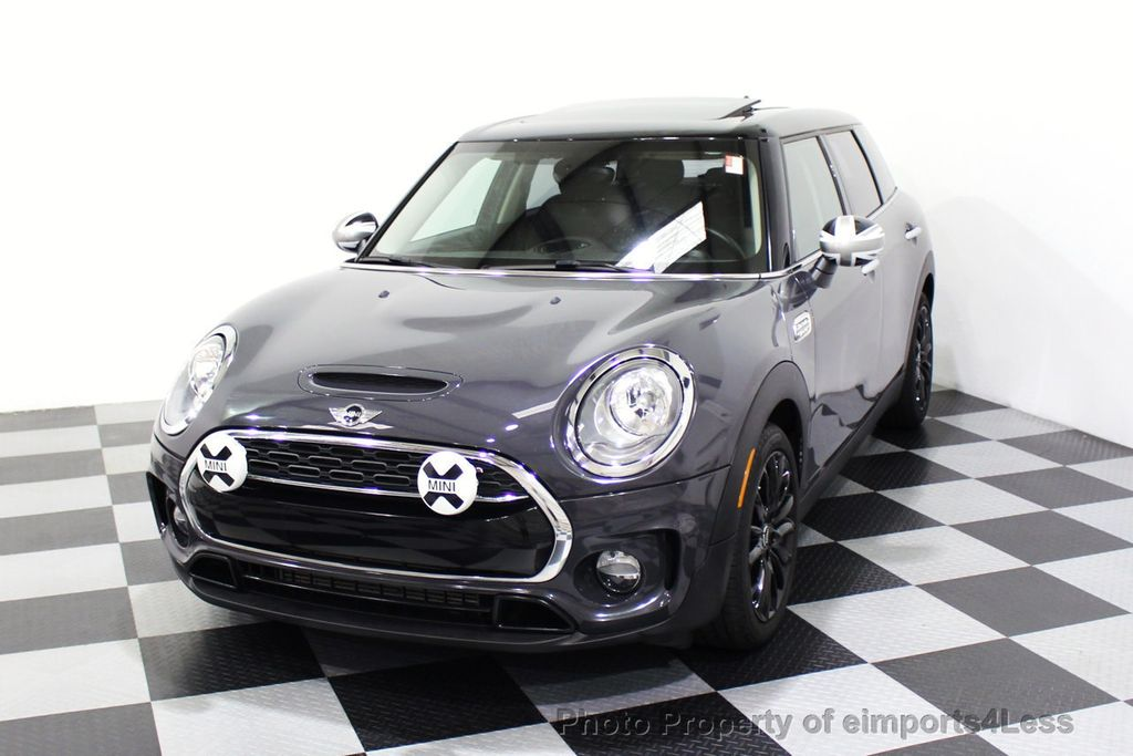 2016 MINI Cooper S Clubman CERTIFIED CLUBMAN S 6 SPEED TECH CAMERA NAVI - 18138637 - 44