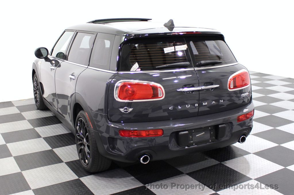 2016 MINI Cooper S Clubman CERTIFIED CLUBMAN S 6 SPEED TECH CAMERA NAVI - 18138637 - 48
