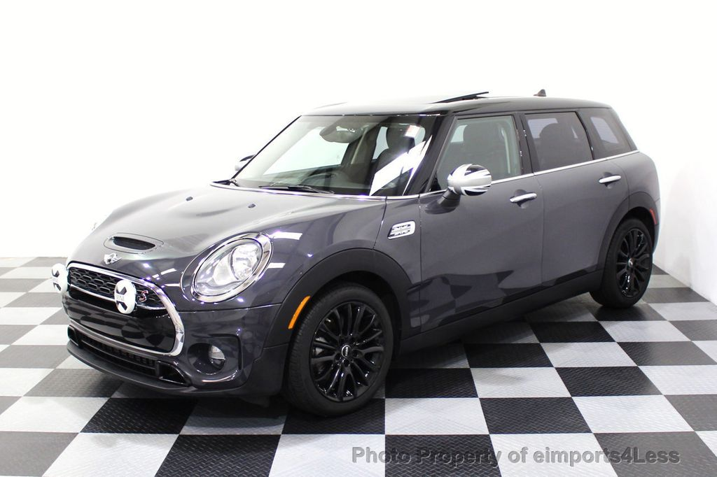2016 MINI Cooper S Clubman CERTIFIED CLUBMAN S 6 SPEED TECH CAMERA NAVI - 18138637 - 54